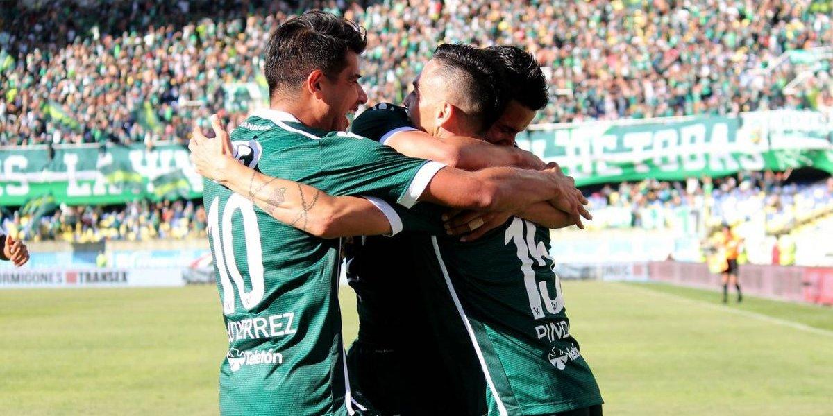 Wanderers arremetiendo: Los campeones de la histórica Copa Chile