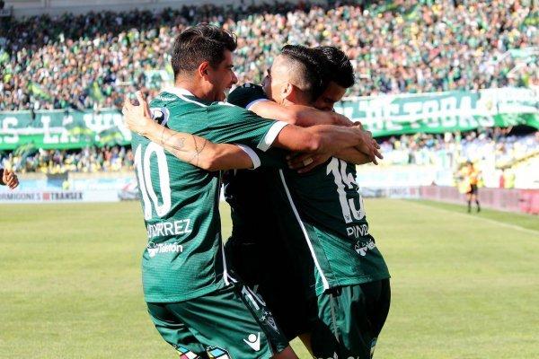 Santiago Wanderers suma tres títulos de Copa Chile / imagen: Agencia UNO