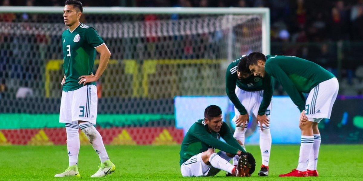 'Chicharito', Herrera y Álvarez se pierden juego ante Polonia