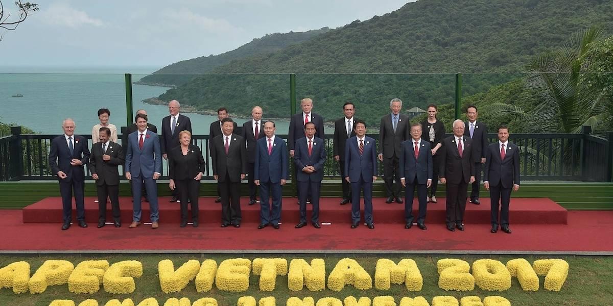 Con opiniones encontradas, termina cumbre de la APEC en Vietnam