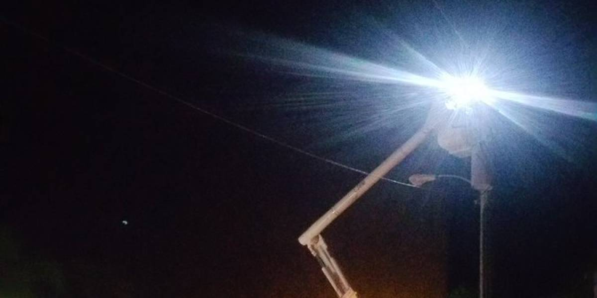 Reportan otro colapso en la electricidad