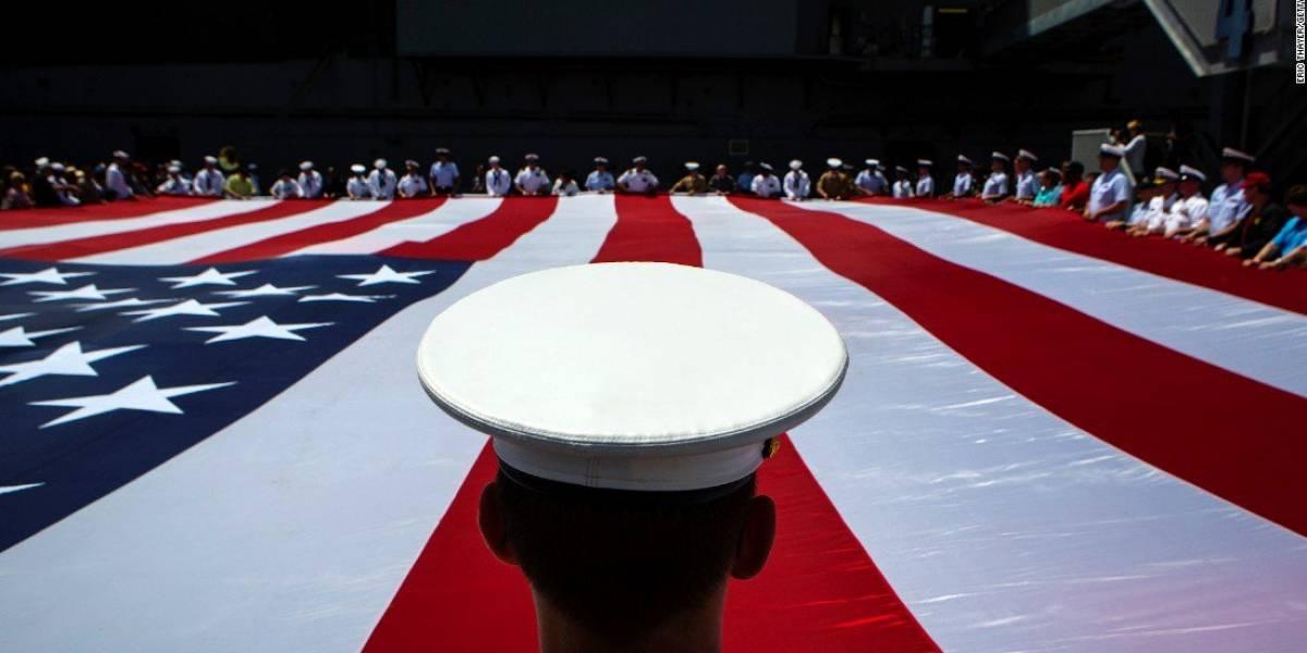 Gobierno dedica patriótico mensaje a los veteranos