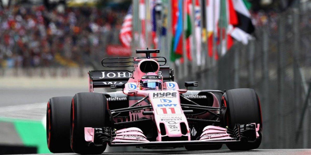 'Checo' Pérez saldrá quinto en el GP de Brasil; Valtteri Bottas logra la pole
