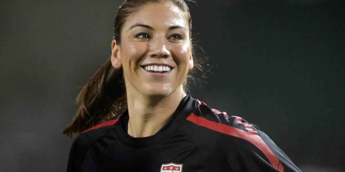 Hope Solo anuncia candidatura à presidência da Federação de Futebol dos EUA