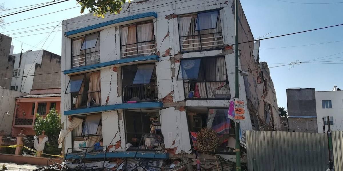 Piden demoler edificio de Saratoga 714 ante riesgo de efecto dominó