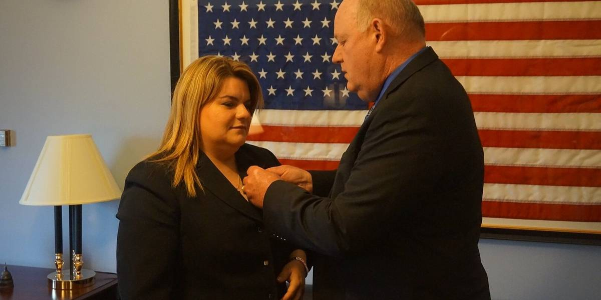 Jenniffer González precisa nuevas medidas aprobadas para el veterano
