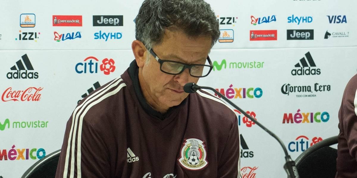 Osorio reconoce que las lesiones afectarán juego ante Polonia