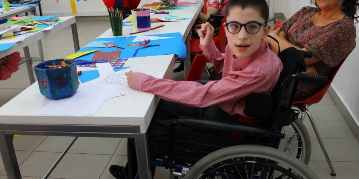 Inauguran moderna biblioteca inclusiva para personas en situación de discapacidad en Lo Barnechea
