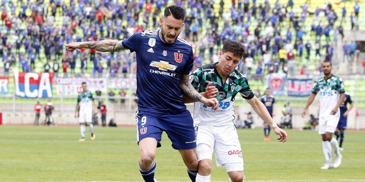 La U y Santiago Wanderers lucharán por coronarse campeón de la Copa Chile