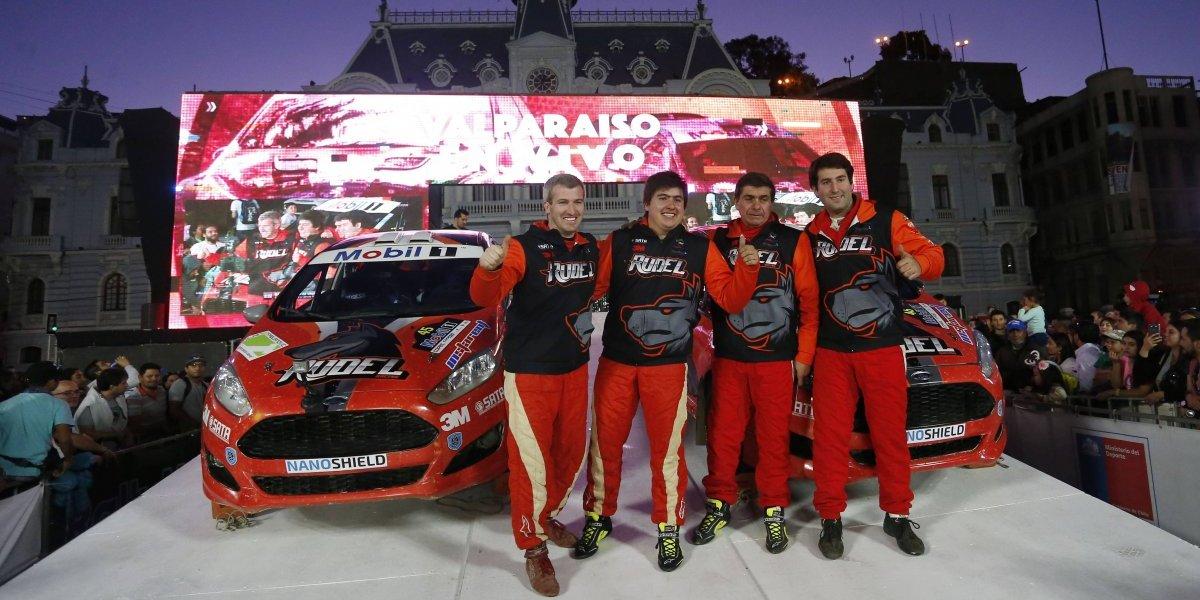 El Motorshow del RallyMobil saldrá de Santiago y tiene nuevo escenario