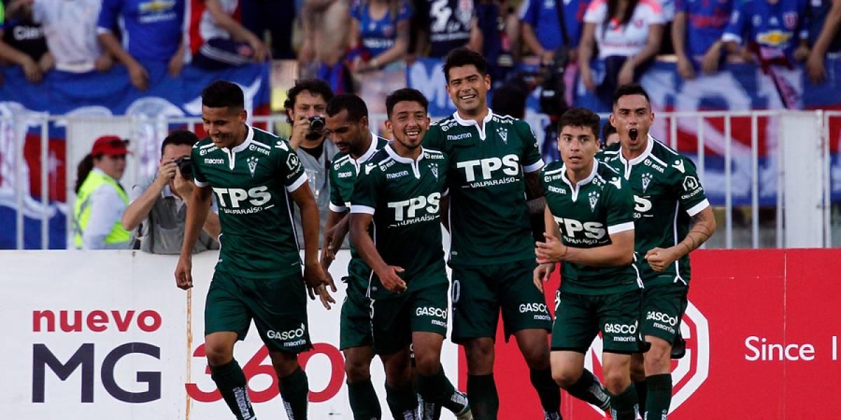 Wanderers cortó su sequía de títulos y rompió el invicto finalista de la U
