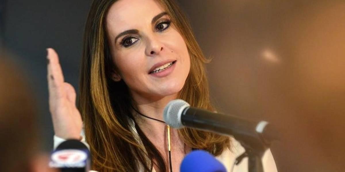 Archivan caso de Kate del Castillo por vínculos con el Chapo