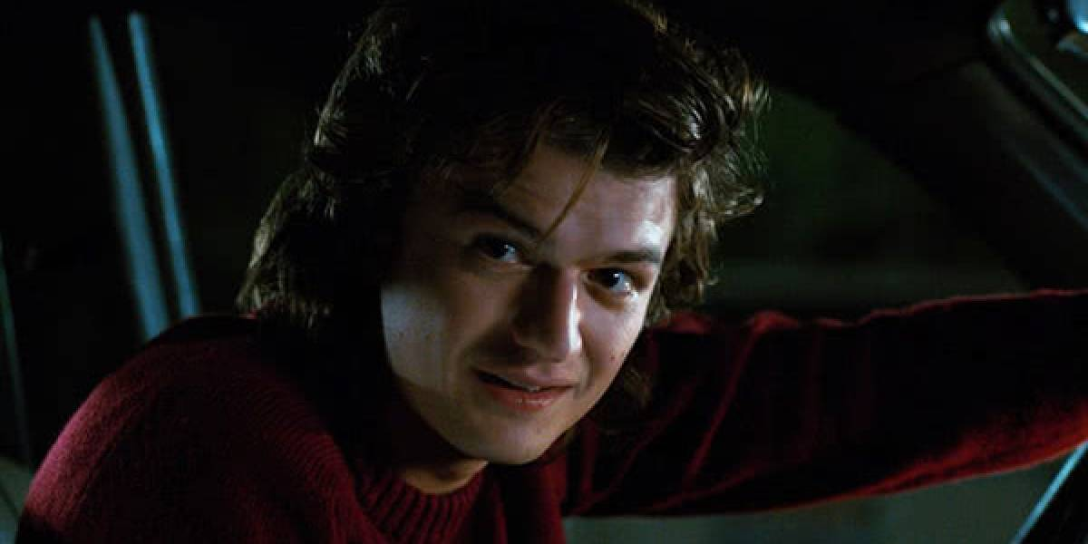 Steve Harrington é o 'queridinho' da segunda temporada de Stranger Things
