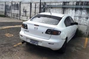 Vehículo Mazda
