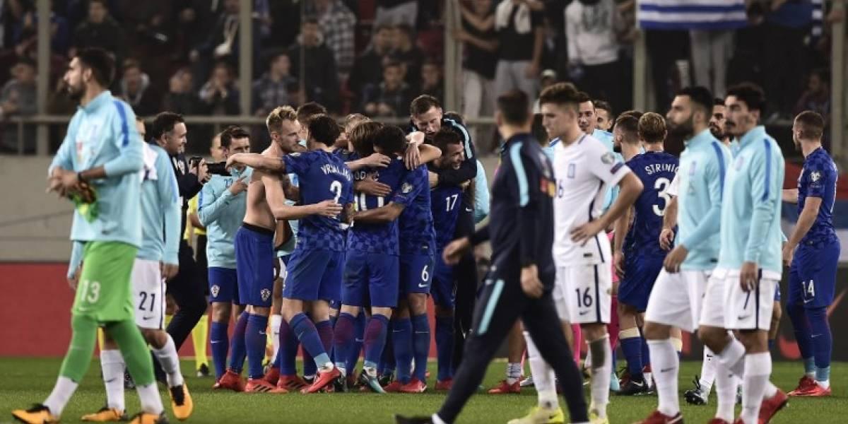 Croacia ni se despeinó para clasificarse al Mundial de Rusia 2018