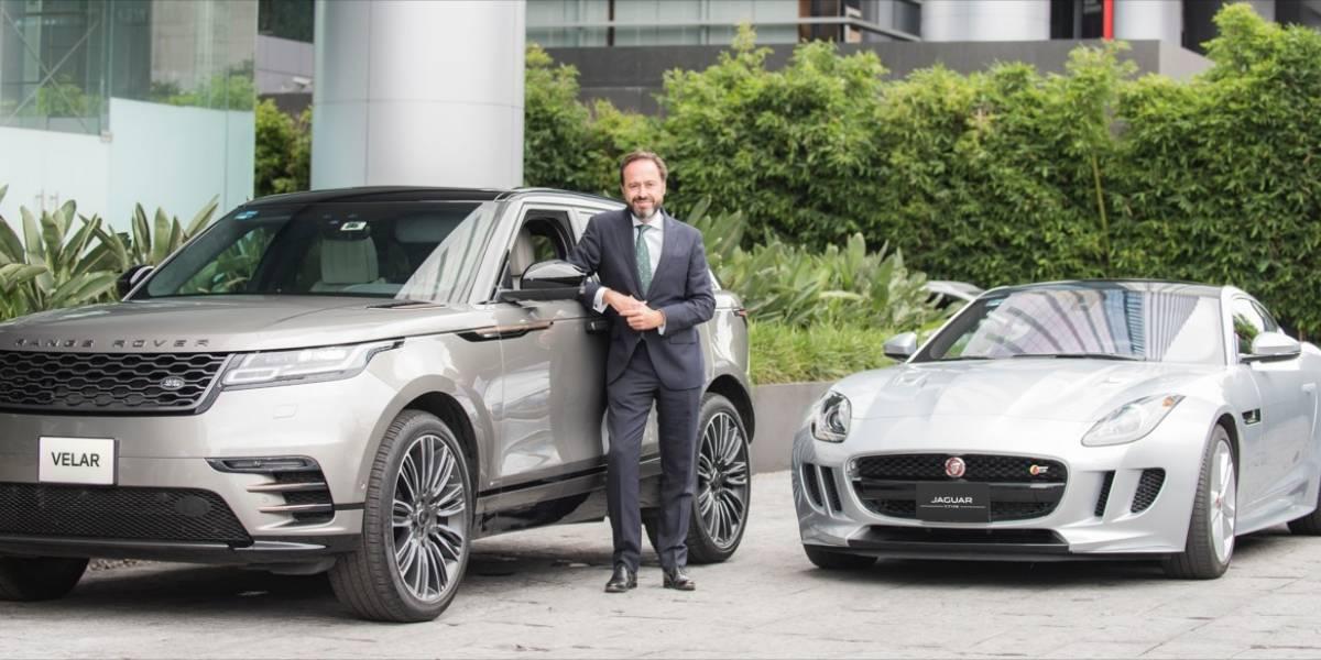 El líder de Jaguar y Land Rover México