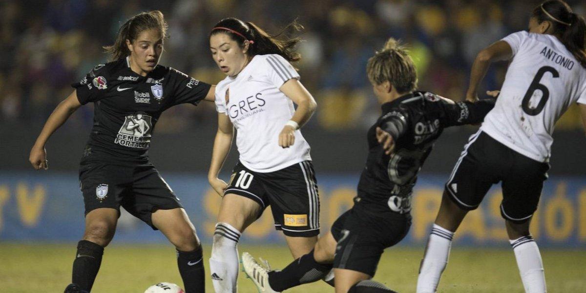 Pachuca es el rival de Chivas en la histórica Final de la Liga MX Femenil