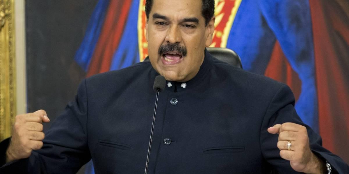 Sanciones de la UE contra Venezuela son 'estúpidas': Maduro