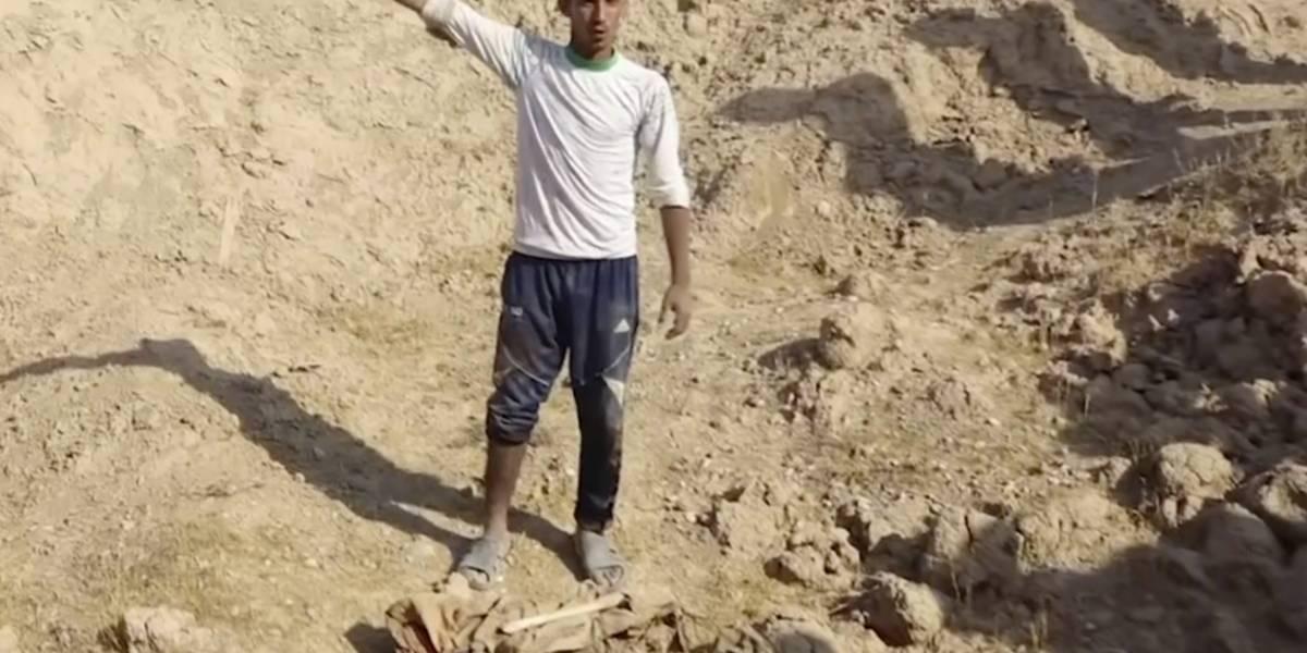 Encuentran fosas con más de 400 cadáveres ejecutados por el EI