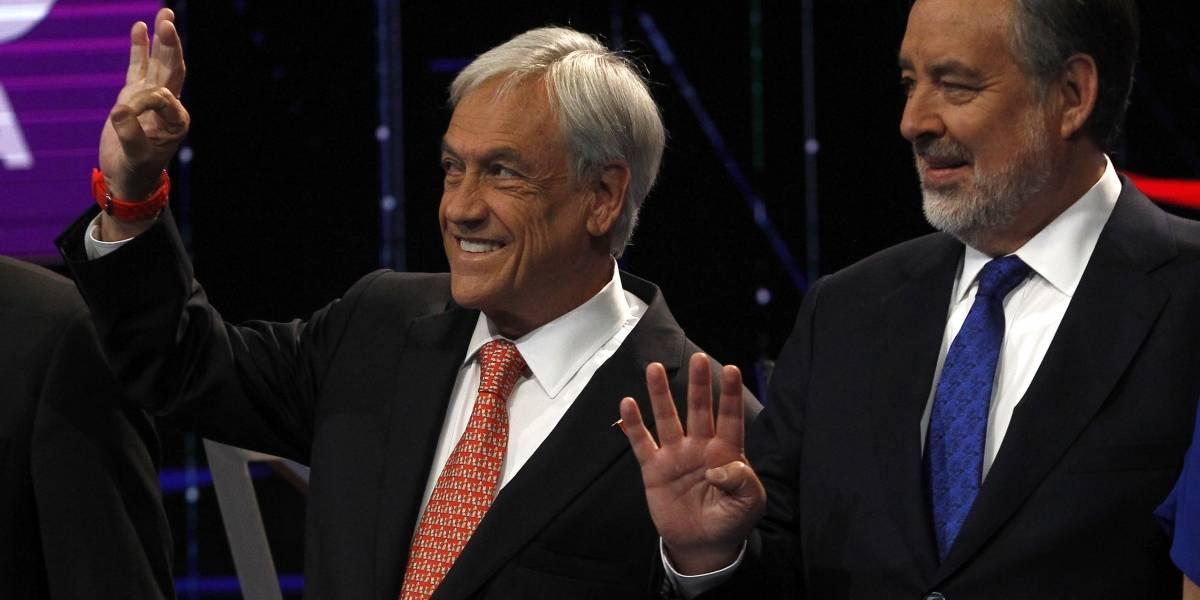 Piñera y Guillier enmarcan sus caminos a una semana de las elecciones presidenciales