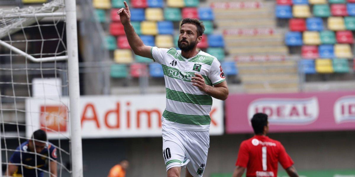 Sergio Comba deja al fútbol chileno sin sus goles: Anunció su retiro del fútbol profesional