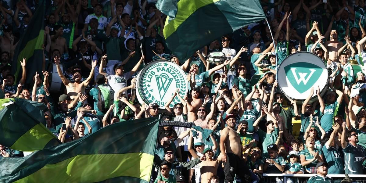 Wanderers festejó de principio a fin: crónica de la exaltada tarde caturra en Concepción