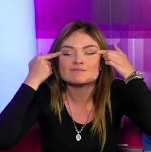 Captura de pantalla Sara uribe La Kalle