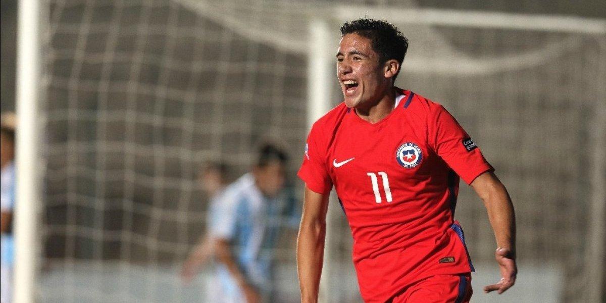 Chile Sub 15 empata con Argentina y pone en riesgo su clasificación a segunda fase del Sudamericano