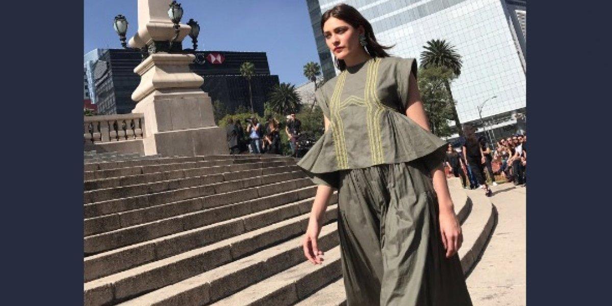 Lo que no te puedes perder del Mercedes-Benz Fashion Week México