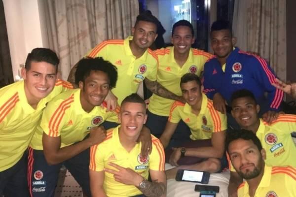 Juan Guillermo Cuadrado no estará con selección Colombia VS China