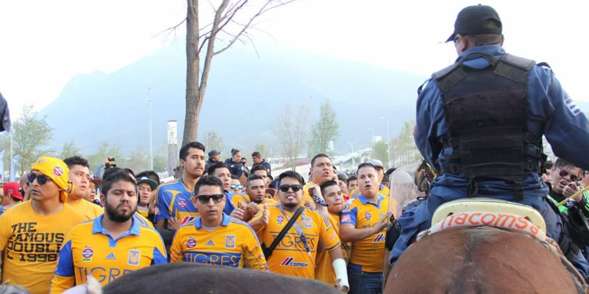 Analiza San Nicolás retirar seguridad en el Clásico 113