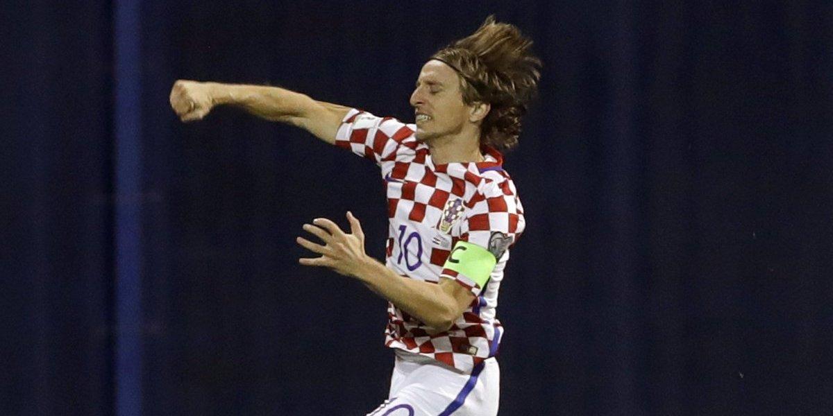 ¿Trámite? Croacia va a Grecia para firmar su ingreso al Mundial