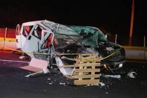 accidente automovilístico productor Claudio Reyes actriz Maru Dueñas