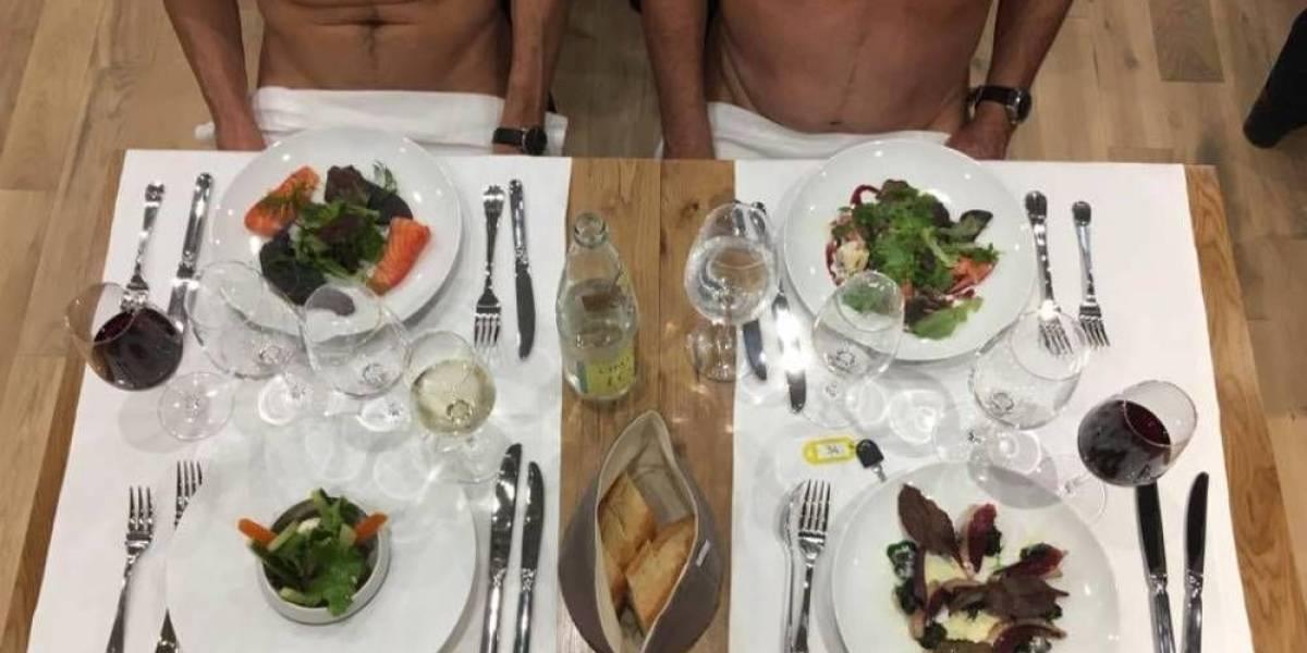 Paris inaugura restaurante onde clientes podem entrar nus