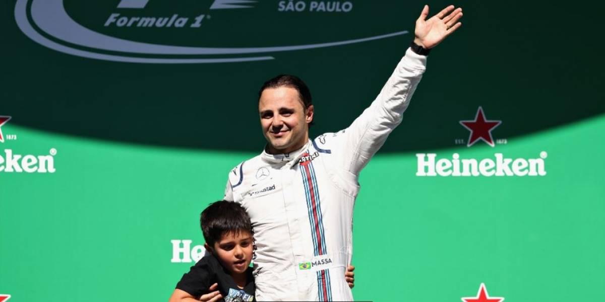Massa voltou para ter sua despedida da Fórmula 1