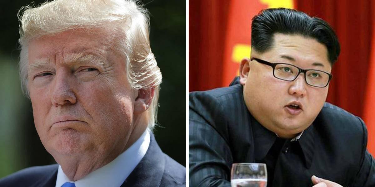 La pelea escolar entre Trump y Kim Jong-un