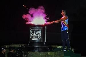 Inauguración de los Juegos Bolivarianos 2017