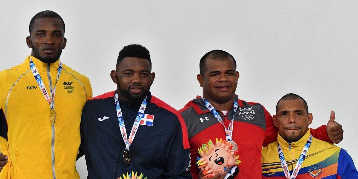 Lucha greco RD logra 5 medallas en Bolivarianos
