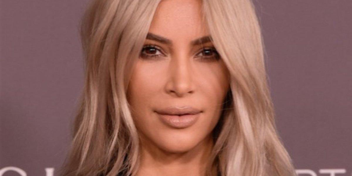 Kim Kardashian habría revelado el sexo de su tercer bebé en una extravagante fiesta de bienvenida