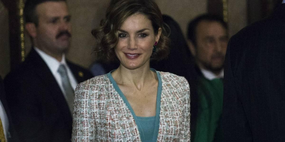 Reina Letizia de España llega a México este lunes