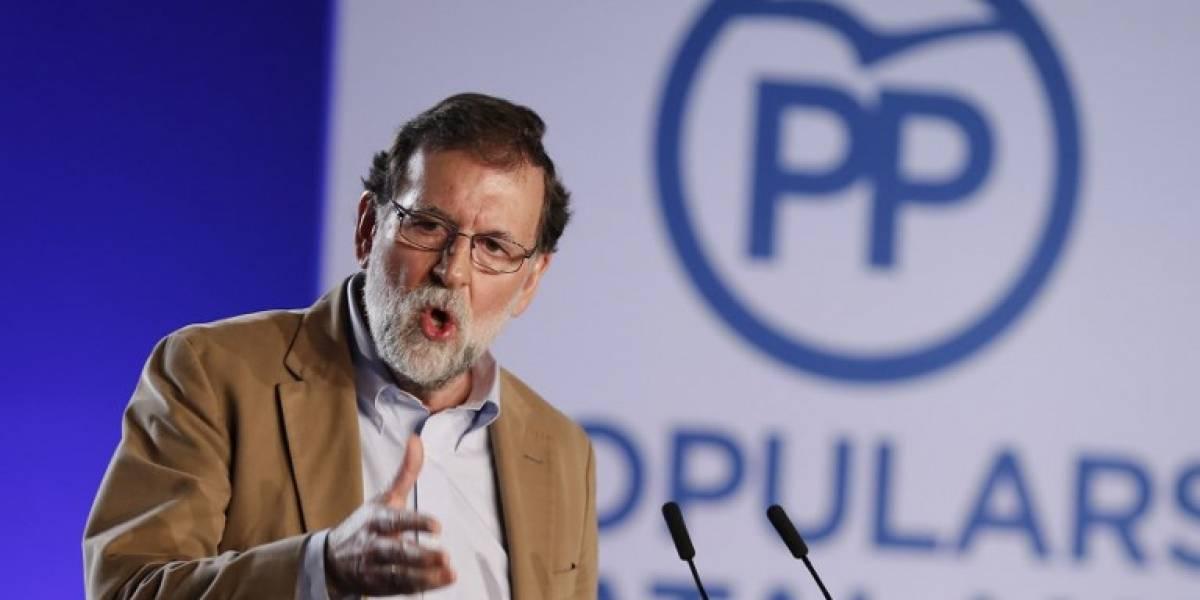 """En Barcelona, Rajoy aboga por recuperar """"la Cataluña de todos"""""""
