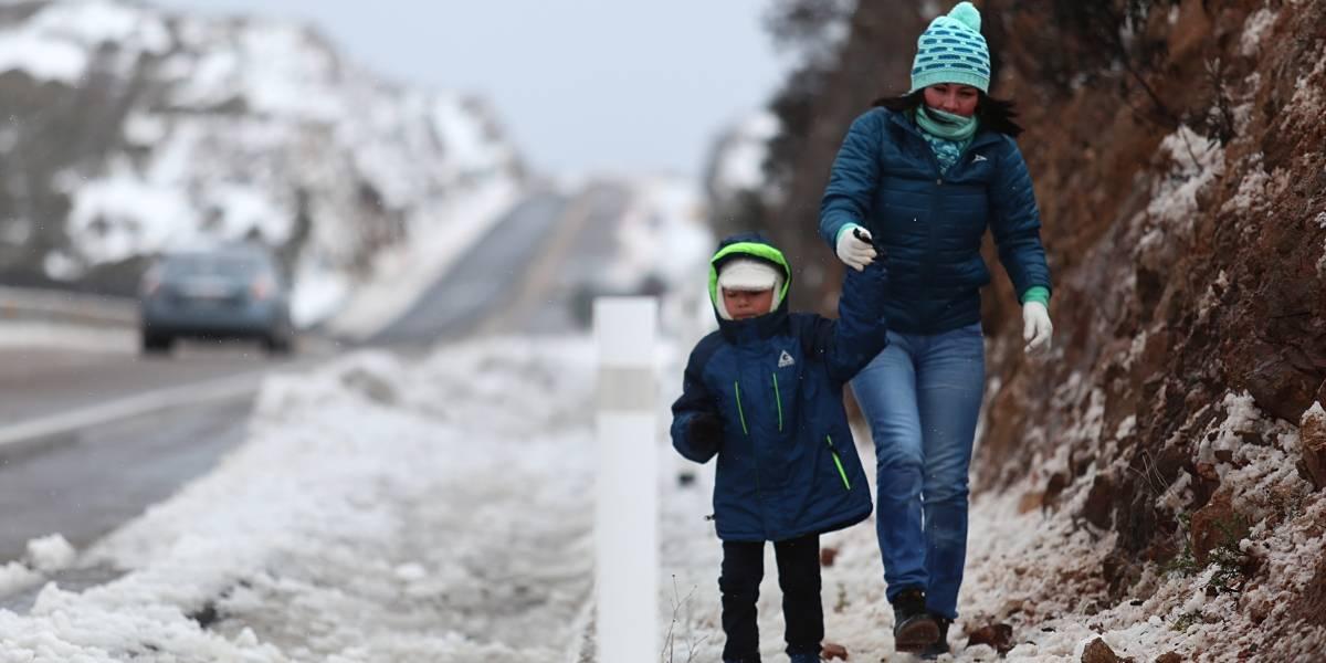 Este domingo se esperan bajas temperaturas en el norte del país