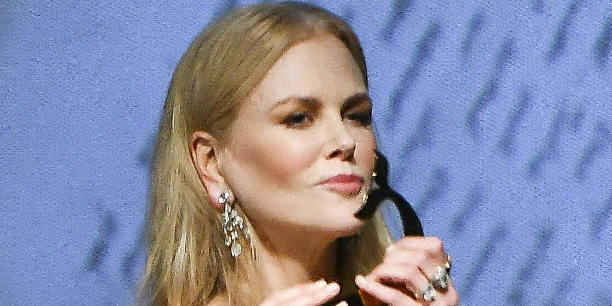 Nicole Kidman recibe reconocimiento durante el Festival Internacional de Cine de Los Cabos