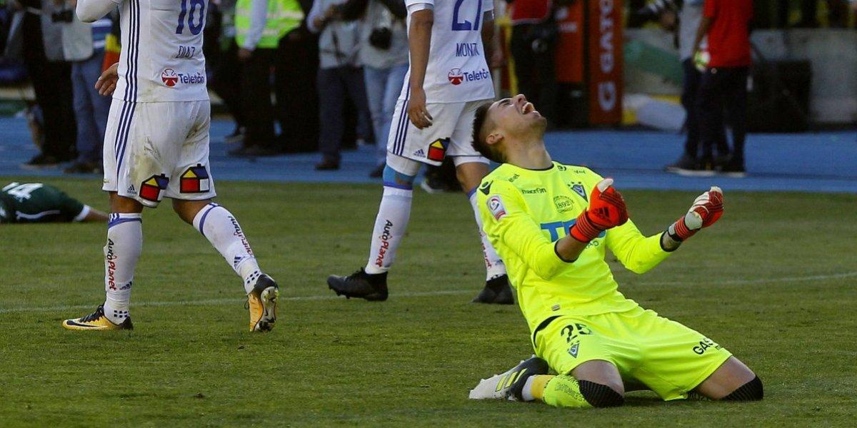 """Gabriel Castellón: """"Estoy tratando de quedar en la historia de Santiago Wanderers"""""""