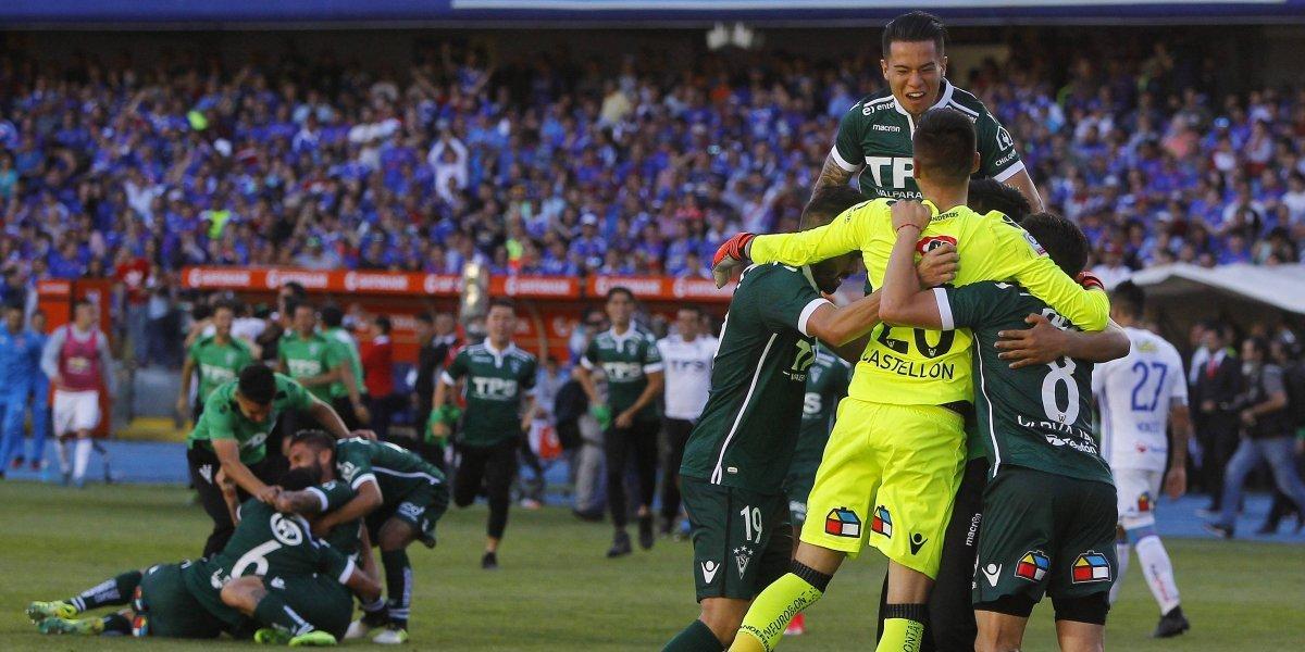 Lorenzetti se lanzó contra Gamboa tras triunfo de Wanderers ante la U