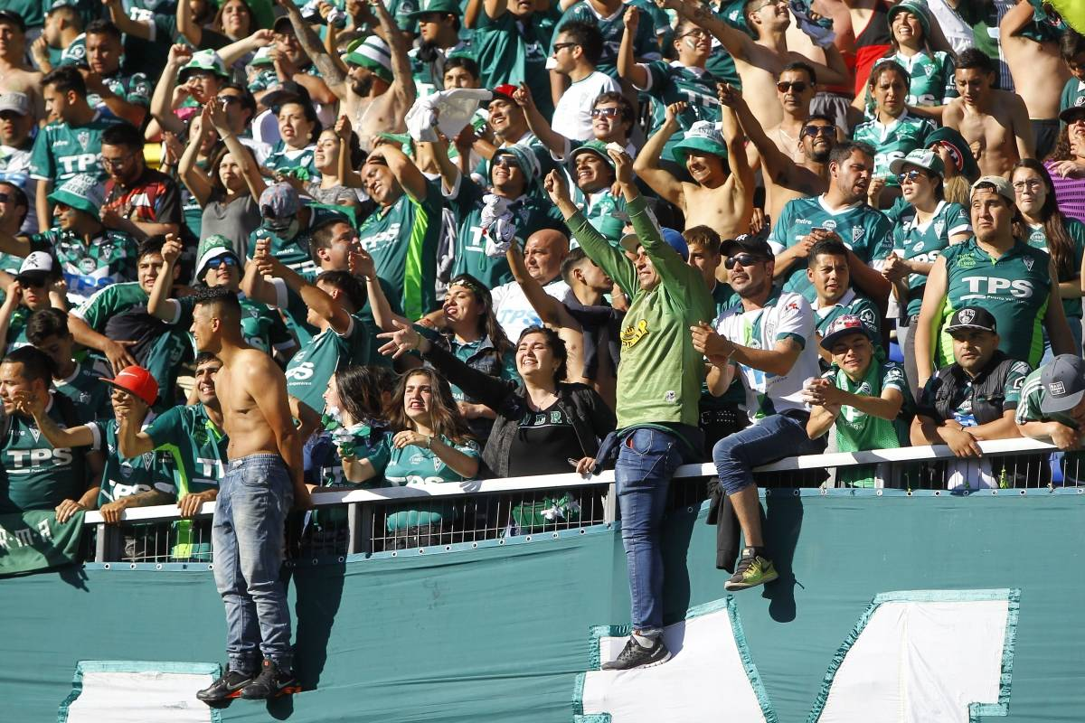 Wanderers campeón - Photosport