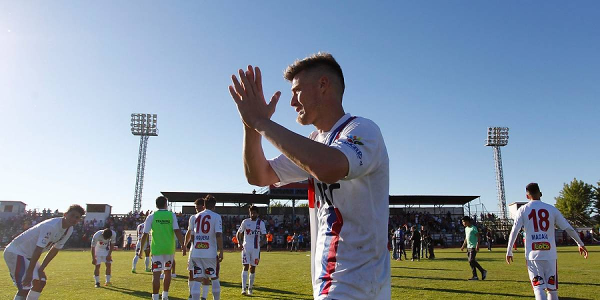 De infarto: Valdivia hizo el milagro e Iberia condenó su descenso a la Segunda Profesional