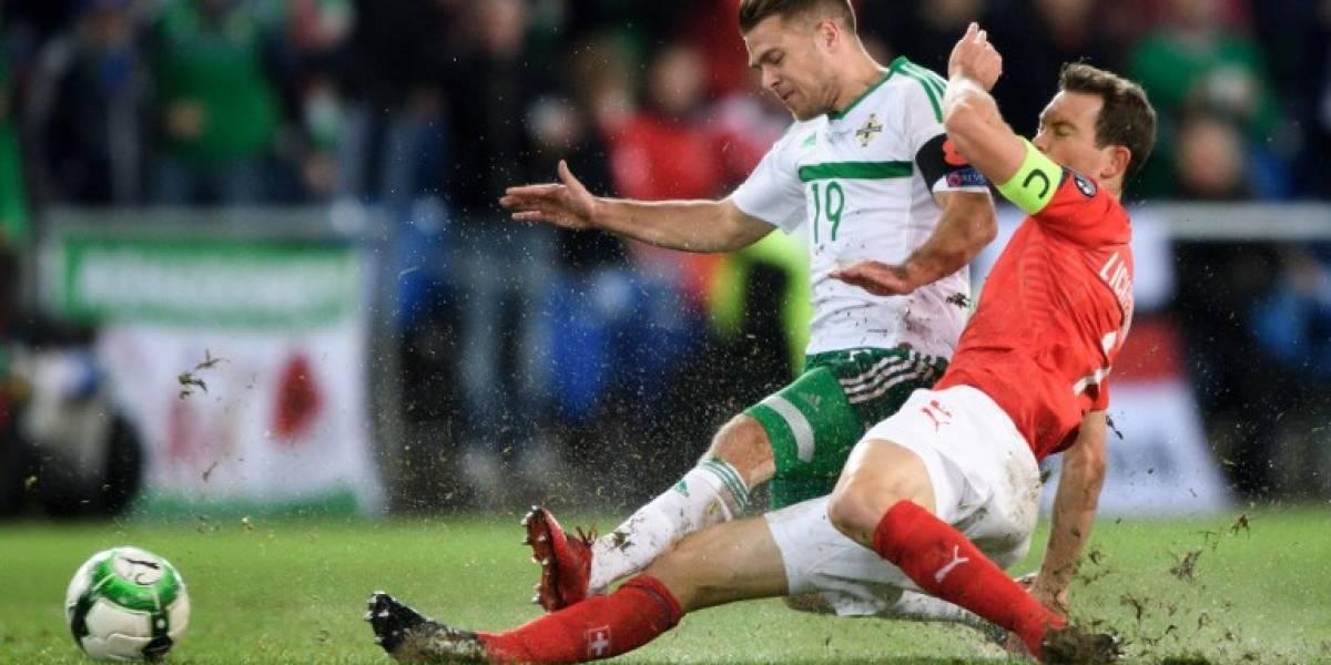 Resultado Suiza vs Irlanda del Norte, vuelta repechaje europeo Mundial Rusia 2018