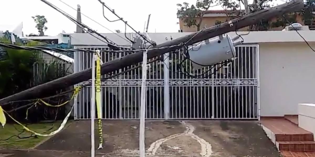 Urgen a la AEE acelerar instalación de postes