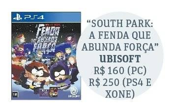 south park - jogo
